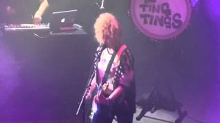 """Do It Again"" The Ting Tings@Union Transfer Philadelphia 4/10/15 Super Critical Tour"