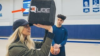 Square Ball helps you shoot Basketball BETTER!