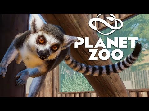 Planet Zoo Franchise Mode Gameplay - Building The Most Successful Franchise Zoo