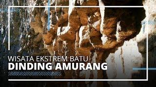 Tebing batu Kilo Tiga Amurang di Minahasa Selatan yang menawarkan tantangan bagi para pendaki