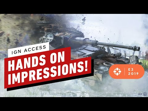 Battlefield V New Maps First Impressions - IGN Access