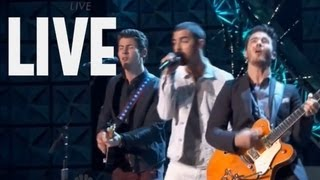 "Jonas Brothers - ""Pom Poms,"" ""Neon,"" and ""First Time"" (Live performance HD)"