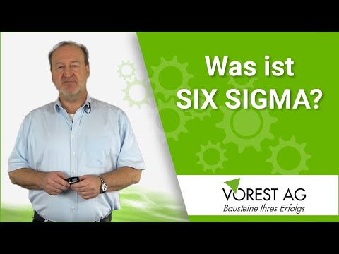 Was ist SIX SIGMA ?