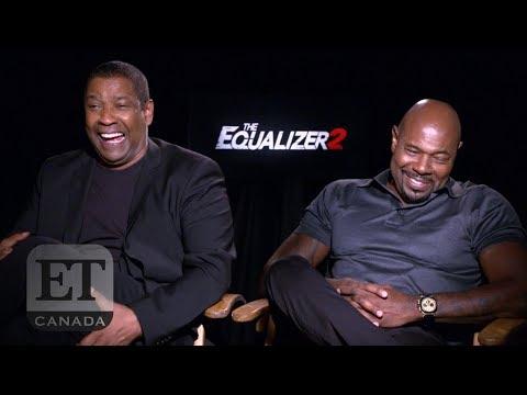 , title : 'Denzel Washington, Antoine Fuqua Talk 'The Equalizer 2' | EXTENDED'