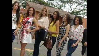 Miss Ecuador 2016 Contestants Press Conference