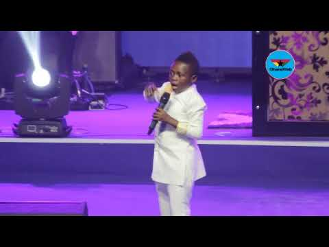 Yaw Dabo turns preacher at 'Stars In Worship'