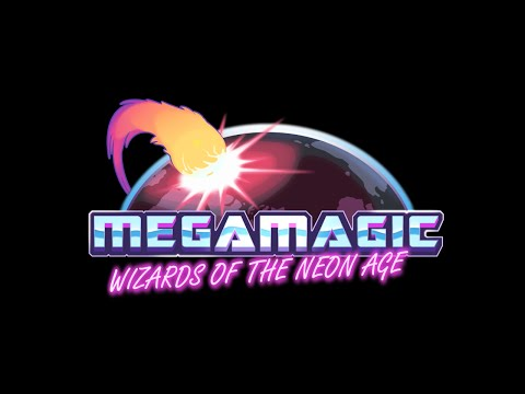 Megamagic: Wizards of the Neon Age [Official Trailer] thumbnail