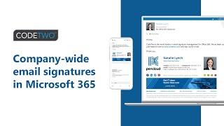 Vidéo de Email Signatures for Office 365
