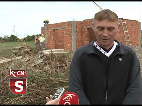 Izgradnja kapele u Berkasovu