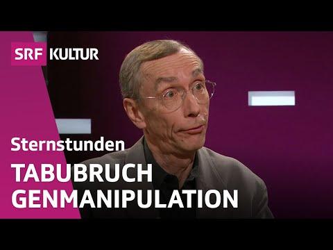 Tatort Genom: Svante Pääbo und Effy Vayena über Genmanipulation   SRF Sternstunde Philosophie