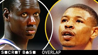 """Manute ∩ Muggsy: The NBA's tallest and shortest were once teammates battling a """"sideshow"""" label thumbnail"""