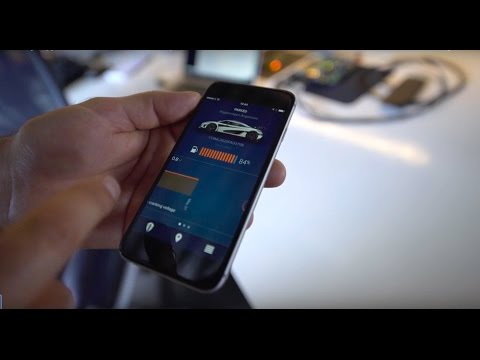 Koenigsegg Regera Electronics and Connectivity — /INSIDE KOENIGSEGG