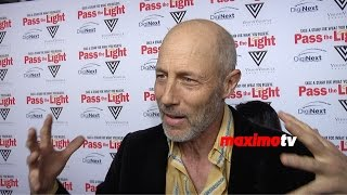 Jon Gries - Pass The Light - Interview tapis rouge 02/02/2015