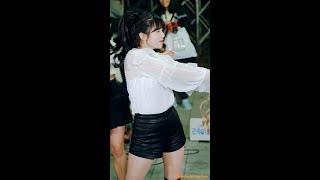 181117 여성댄스팀 레이디비(Lady.B)(유빈) - 푱푱_라붐 (홍대거리버스킹)(직캠)