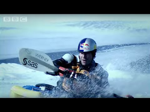 Tomcat Vs Jet-Powered Kayak Race | Top Gear