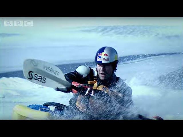 Tomcat vs Super Kayak | Top Gear | Series 8 | BBC