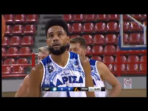 ΛΑΡΙΣΑ – ΠΡΟΜΗΘΕΑΣ | Basket League | 28/09/2019 | ΕΡΤ