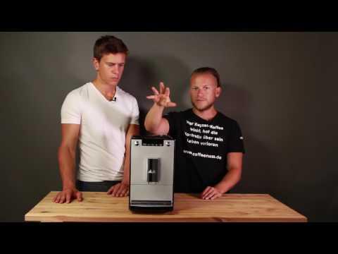 Melitta Caffeo Solo Kaffeevollautomat im Test - klein, aber oho