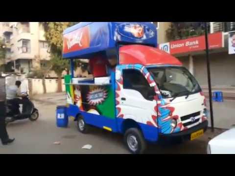 Food Wagon Van