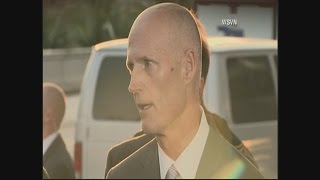 Governor Rick Scott on the Ft. Lauderdale Airport shooting