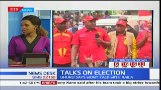 Newsdesk discussion: Unfolding political scenario in the country, six days to the elections Part 1