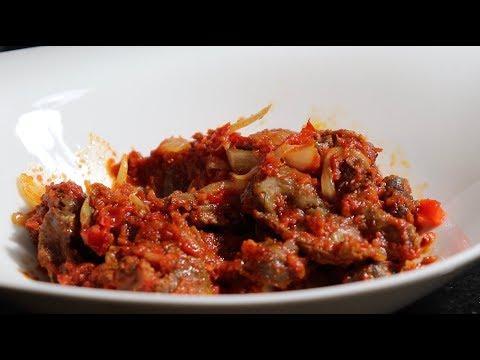 Download How To Make Gizzard Pepper | Dangdut Mania
