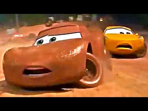 CARS 3 - ALL The BEST Video Clips ! (2017) Animation, Kids Movie HD