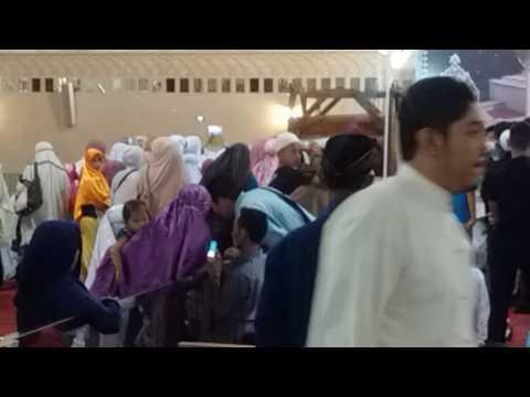 Video Undangan Takbiran di Masjid Istiqlal, Jakarta