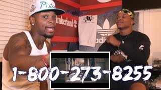 Logic - 1-800-273-8255 (Feat. Alessia Cara & Khalid) - REACTION