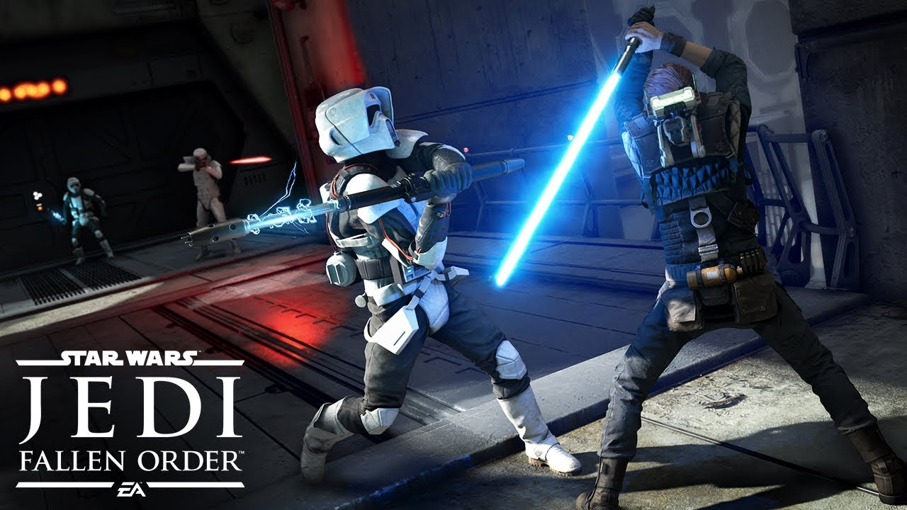 Check Out 15 Minutes of Star Wars Jedi: Fallen Order Official Gameplay Demo