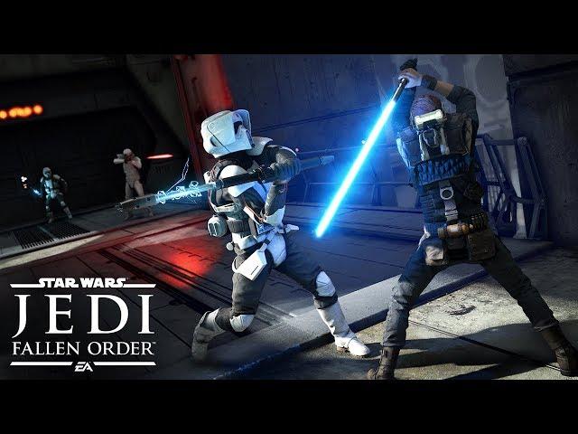 Lets Breakdown The God of War and Dark Souls DNA of Jedi ...