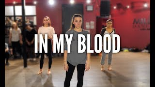 SHAWN MENDES   In My Blood | Kyle Hanagami Choreography