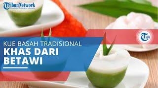 Kue Talam, Kue Tradisional Khas Betawi yang Bercita Rasa Manis dan Gurih