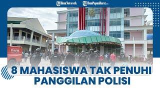 Kasus Demo di Unipa, 8 Mahasiswa Tak Penuhi Panggilan Polisi saat Pemeriksaan Saksi