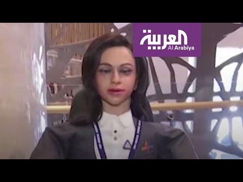 العرب اليوم - شاهد: نيودلهي ترسل نصف امرأة إلى الفضاء