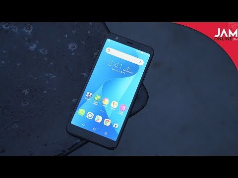ASUS Zenfone Max Plus (M1) Unboxing and Hands-On