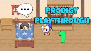 PRODIGY PLAYTHROUGH   EPISODE 1