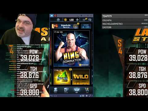 RD Kurt Angle, Spring Fusion #6, 2 TBG Wins, Fun Banter! WWE Supercard