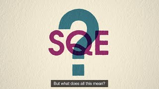 A complete guide to the Solicitors' Qualifying Examination (SQE)