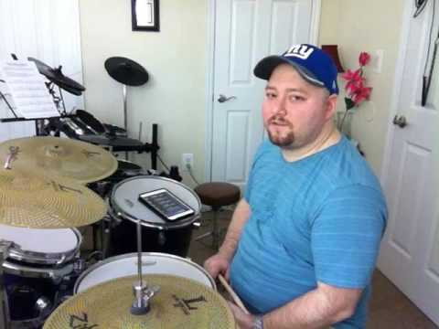 "Zac Treby's Drum Studio International: ""40 Rudiments: Double Ratamacue"""