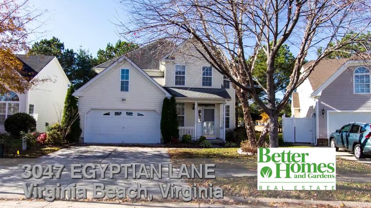 3047 Egyptian Lane Virginia Beach