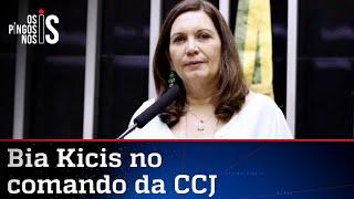Bia Kicis é excelente nome para a CCJ