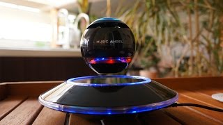 SCHWEBENDER Bluetooth Lautsprecher - Music Angel [REVIEW]