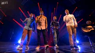 Xtra Factor - JLS - Hold Me Down - Live Shows