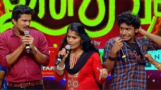 Comedy Utsavam │Flowers│Ep# 81