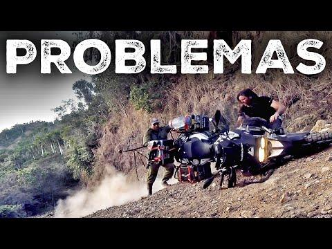 Problemas en Sierra Maestra   Cuba en moto