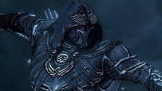 "Skyrim - ""MERCER FREY"" Thieves Guild Final Boss ""Blindsighted"" Nightingale Skeleton Key Irkngthand"