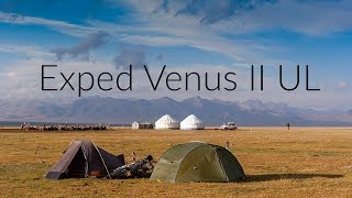 Review - Exped Venus II UL (English subtitles)