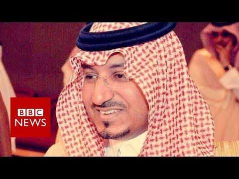Saudi prince killed in helicopter crash near Yemen border – BBC News