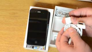 iPhone 4S Unboxing & Setup